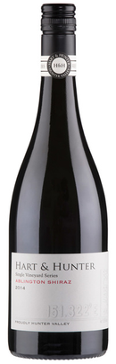Hart & Hunter 2010 Ablington Shiraz