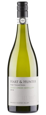 Hart & Hunter 2014 Oakey Creek Semillon