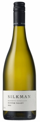 Silkman 2017 Estate Semillon