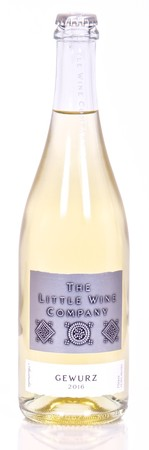 Little Wine Co 2016 Sparkling Gewurz (Moscato style) Image