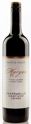 Margan 2017 Tempranillo Graciano Shiraz