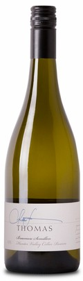 Thomas Wines 2011 Cellar Reserve Braemore Semillon
