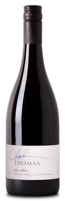 Thomas Wines 2009 Kiss Shiraz