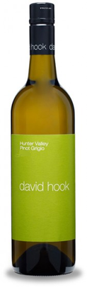 David Hook 2018 Pinot Grigio Image