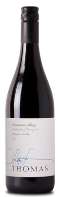 Thomas Wines 2016 Sweetwater Shiraz Image