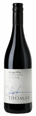 Thomas 2017 Synergy Shiraz