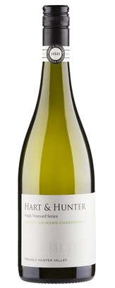 Hart & Hunter 2019 Twenty Six Rows Chardonnay