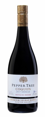 Peppertree 2017 Coquun Shiraz